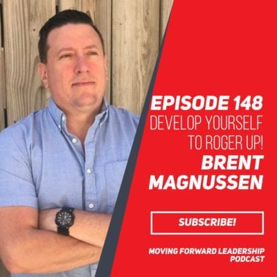 Develop yourself to Roger Up! | Brent Magnussen