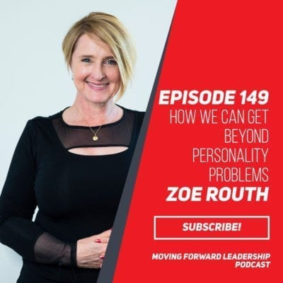 How We Can Get Beyond Personality problems | Zoe Routh | Episode 149